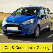 car commercial glazing