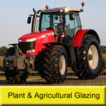 plant agricultural glazing